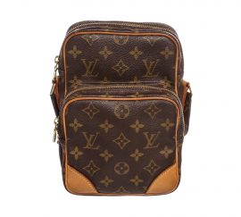 Túi đeo chéo Louis Vuitton Monogram Amazone Da Canvas