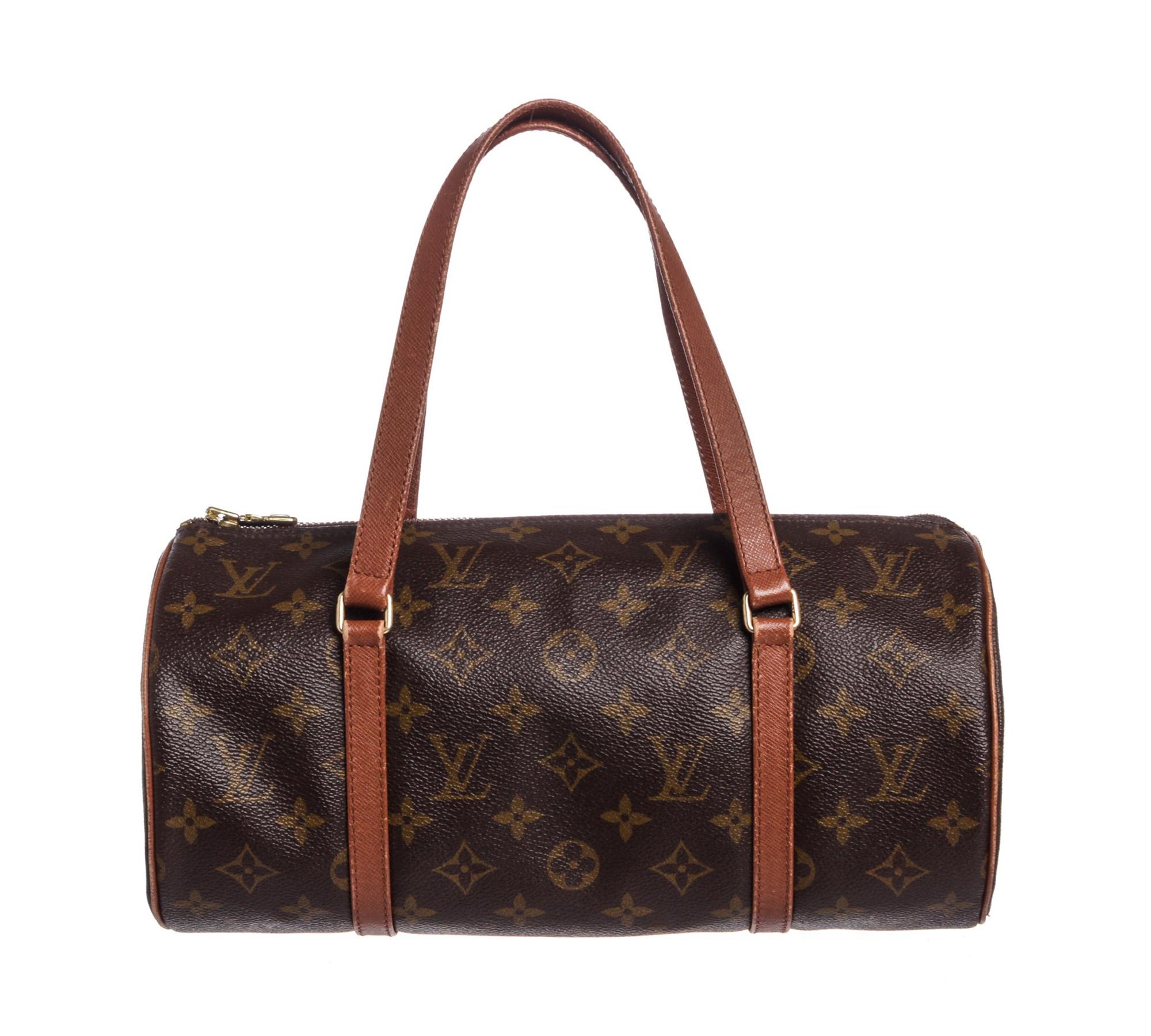 73cbb964fe Shop for Louis Vuitton Monogram Canvas Leather Vintage Papillon 30 ...