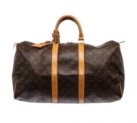 Túi Louis Vuitton Monogram Keepall 45 cm Duffle da Canvas