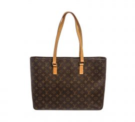 Túi đeo vai Louis Vuitton Monogram Luco Da Canvas